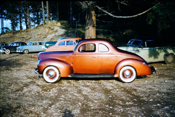 1940 Ford, Modified